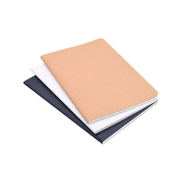 A5 Dotted Notebook/Travel Journal (Set of 3)