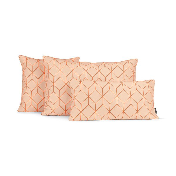 Scholten & Baijings Maharam Pillow in Bright Cube