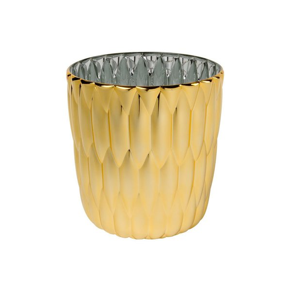 Kartell Metallic Jelly Vase