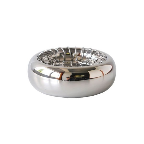 Alessi Stainless Steel Spirale Ashtray