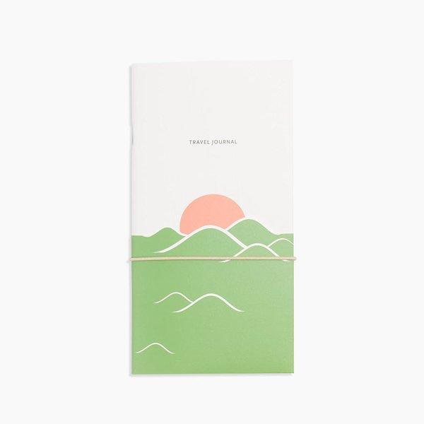 Poketo Sunset Travel Journal