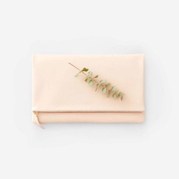 Everlane Foldover Pouch