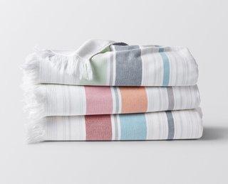 Coyuchi Bolinas Organic Beach Towel