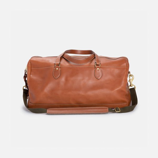 Best Made Company The 3 Day Leather Duffle