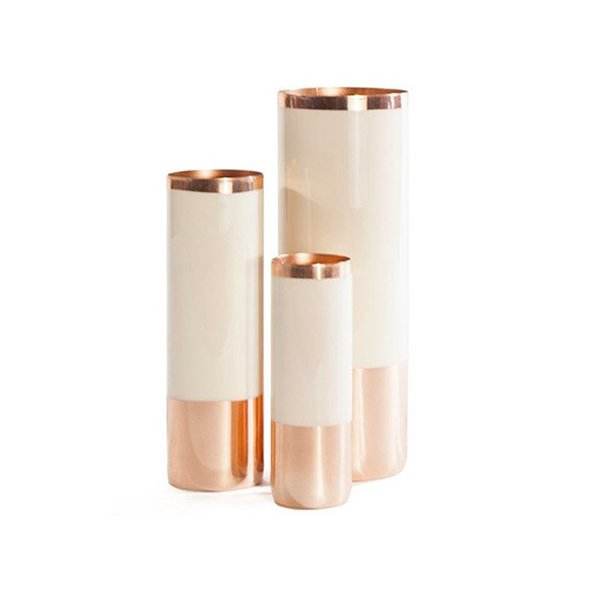 Hawkins New York Louise Vases (Copper)