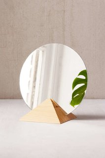 Margot Pyramid Table Mirror