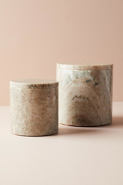 Marble Canister