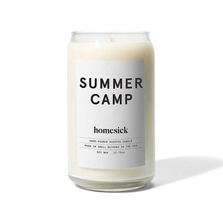 Homesick Summer Camp Scented Candle