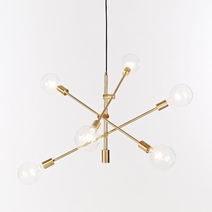 West elm mobile chandelier large by west elm dwell west elm mobile chandelier large aloadofball Image collections