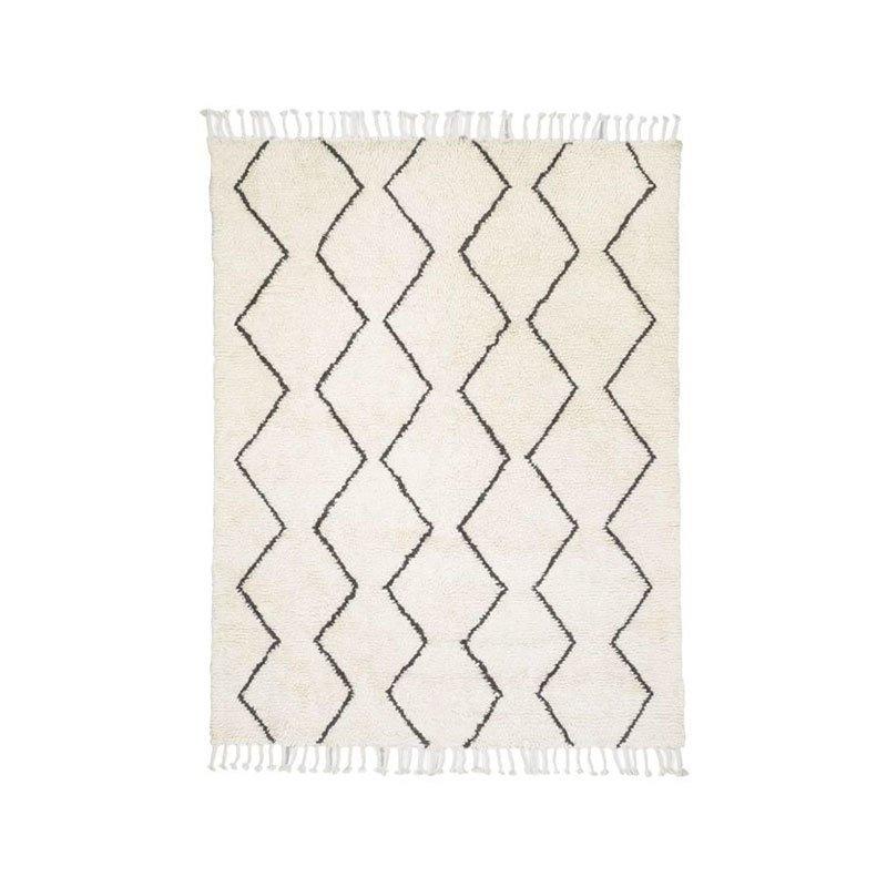 West Elm Souk Wool Rug – Ivory