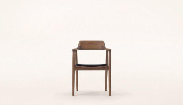 Maruni Hiroshima Upholstered Armchair