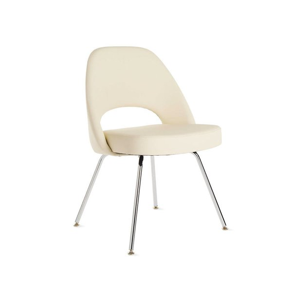 Saarinen Executive Chair with Metal Legs