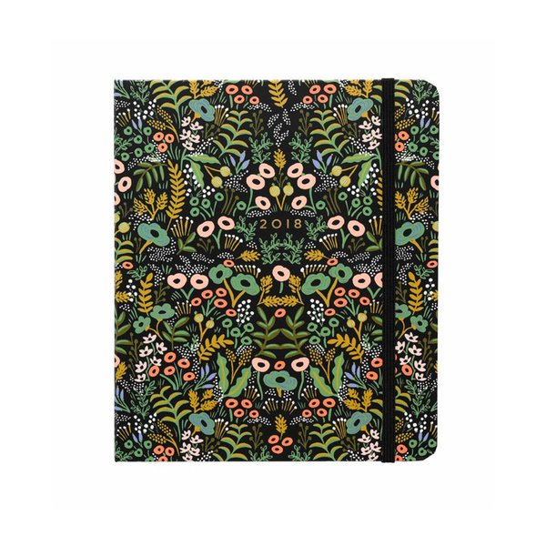 Rifle Paper Co. 2018 Tapestry 17-Month Planner