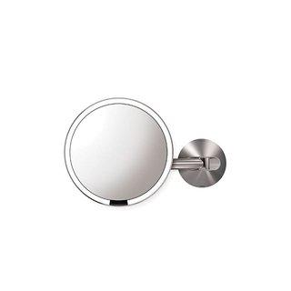 Simplehuman Wall Mount Lighted Sensor Mirror
