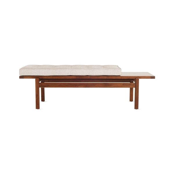 modern furniture coffee table. Jens Risom Bench Modern Furniture Coffee Table