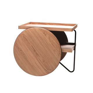Casamania Chariot Trolley Table