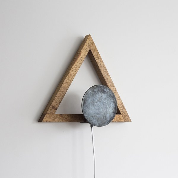 T44 Studio Triangle Wall Lamp