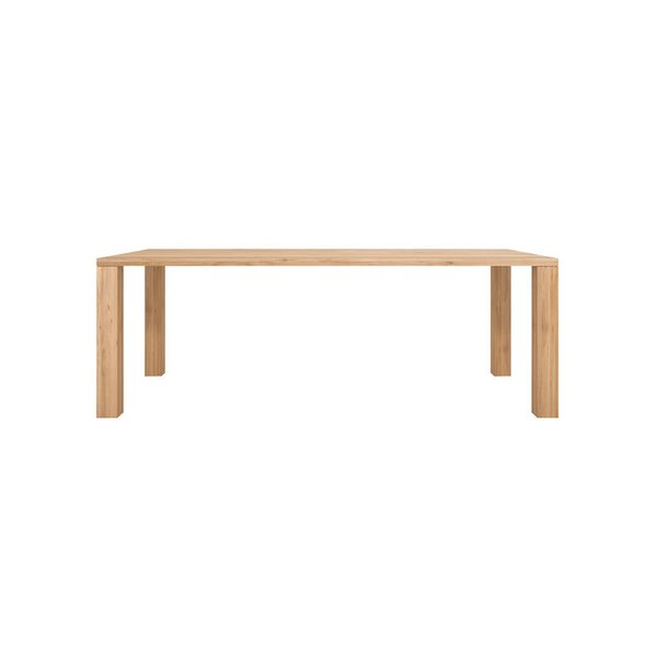 Ethnicraft Apron Dining Table