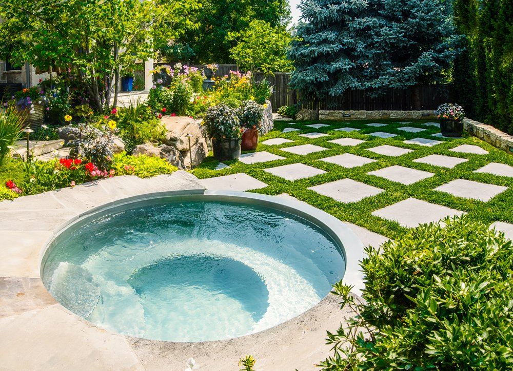 Diamond Spas Stainless Steel Hot Tubs