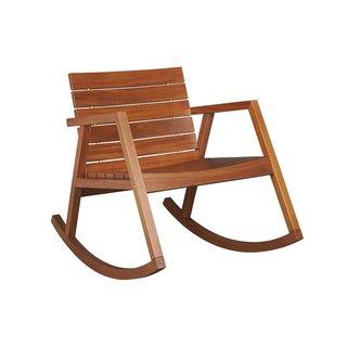 CB2 Valalta Rocking Chair