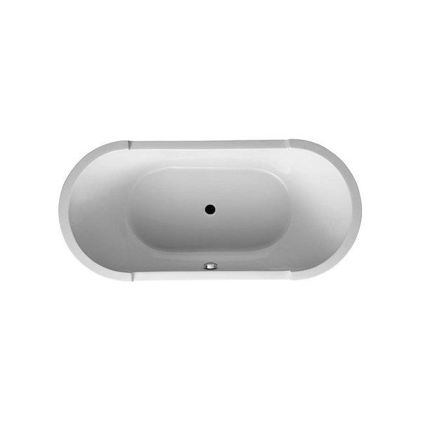 Duravit Oval Freestanding Starck Bathtub