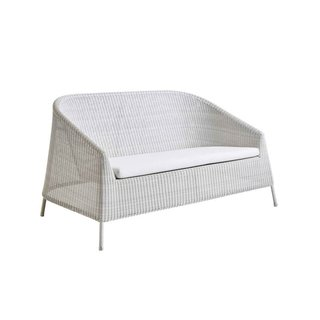 Cane-Line Kingston 2 Seater Lounge Sofa