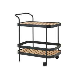 Cane-Line Roll Bar Trolley
