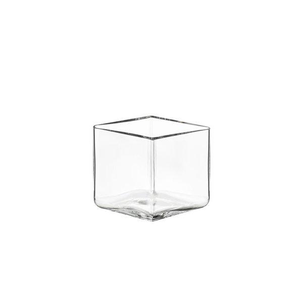 Iittala Ruutu 3 Inch Tall Vase