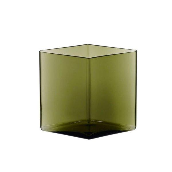 Iittala Ruutu 7.1 Inch Tall Vase