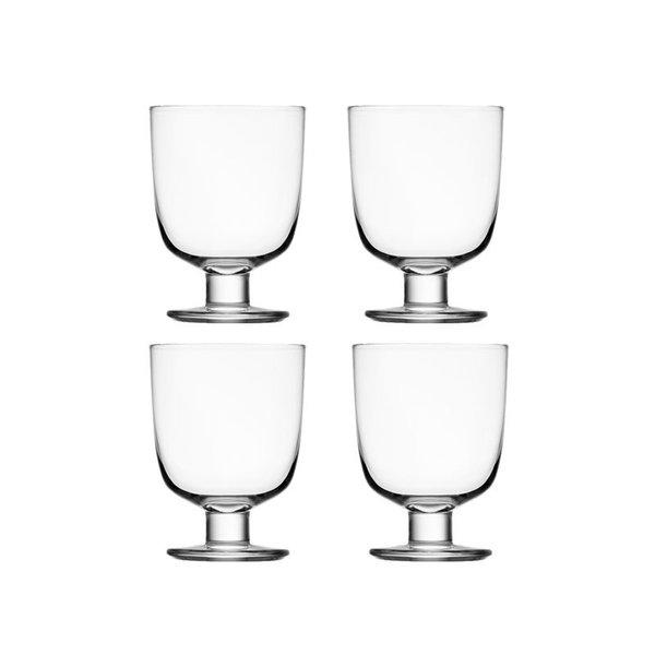 Iittala Lempi Glasses – Set of 4