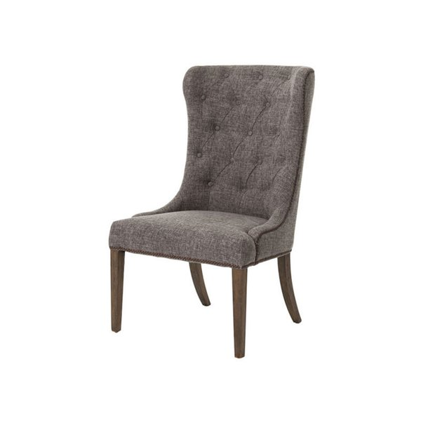 Four Hands Kensington Elouise Dining Chair – Charcoal