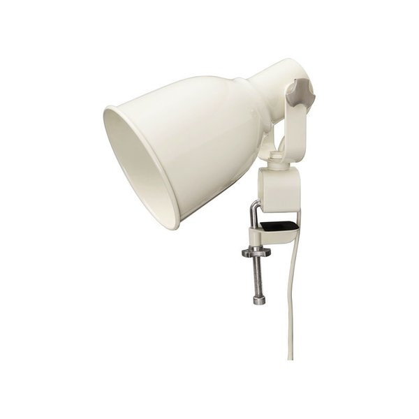 IKEA HEKTAR Wall/Clamp Spotlight – White