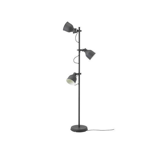 IKEA HEKTAR Floor Lamp With 3 Spotlights