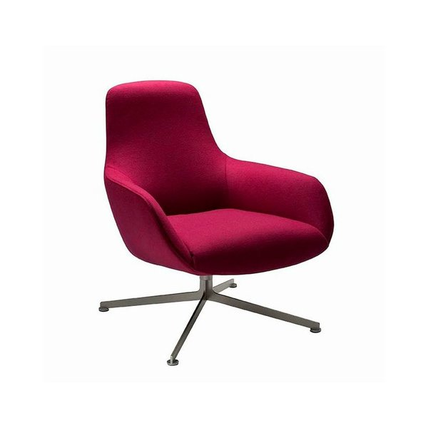 Discover The Best Smilow Woven Leather Armchair And