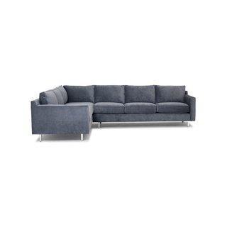 Mitchell Gold + Bob Williams Hunter Studio Sectional Sofa By Mitchell Gold  + Bob Williams   Dwell