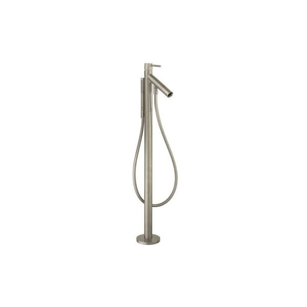 Axor Starck Free Standing Tub Filler with Hand-Held Shower
