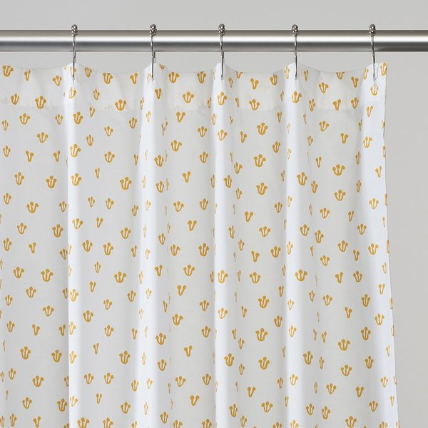 Schoolhouse Electric Thistle Shower Curtain – Honey