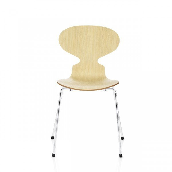 Fritz Hansen 4 Leg Ant Chair Wood