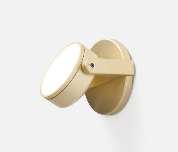 Rich Brilliant Willing Monocle Wall Sconce