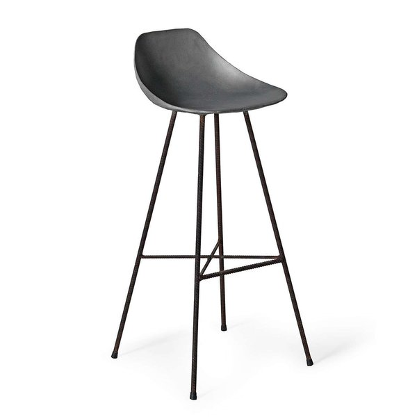 Lyon Beton Hauteville Counter Chair