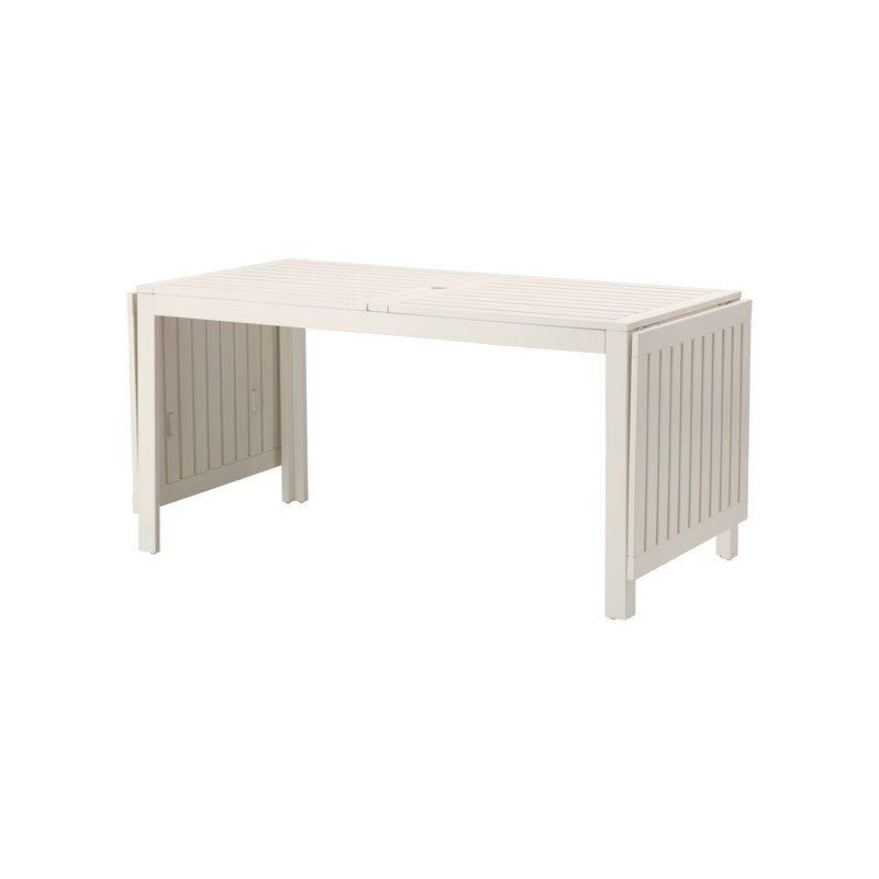 Ikea ÄpplarÖ Drop Leaf Outdoor Table By Dwell