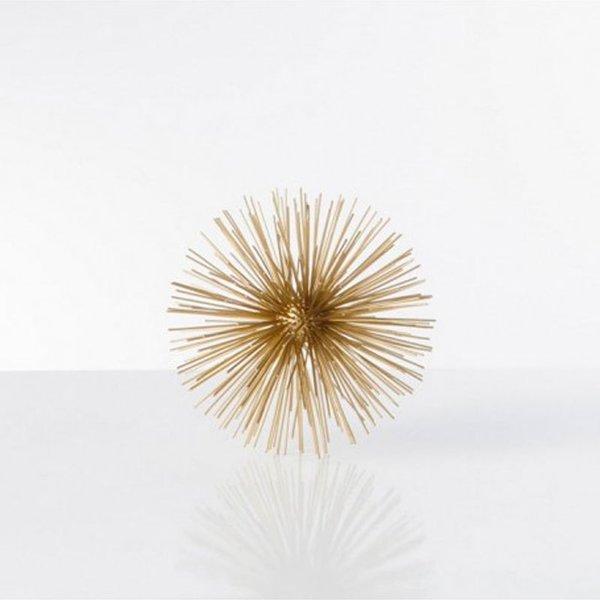Lulu & Georgia Gold Urchin Sphere