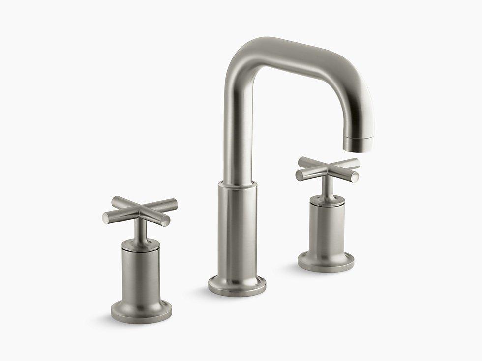 Kohler Purist Deck-Mount Bath Faucet Trim