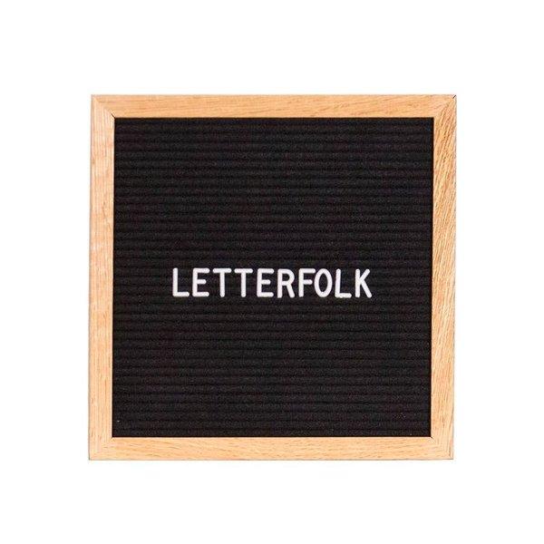 Letterfolk The Poet – Oak