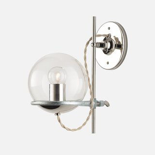 Schoolhouse Orbit Sconce
