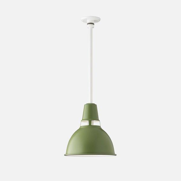 Schoolhouse Electric Factory Light No. 6 Rod Pendant