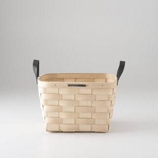 Schoolhouse White Ash Basket