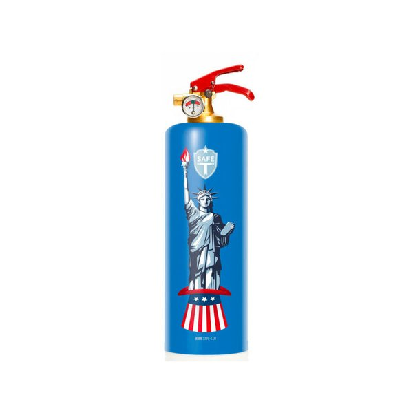 Safe-T Liberty Designer Fire Extinguisher