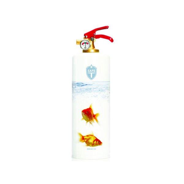 Safe-T Goldfish Designer Fire Extinguisher