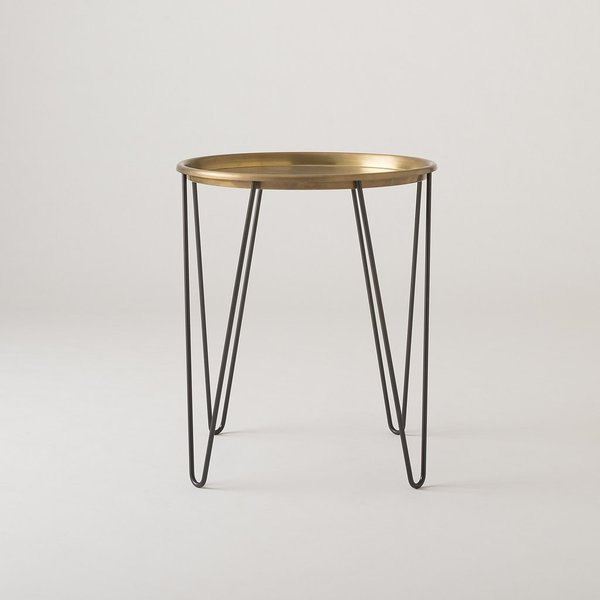 Schoolhouse Electric Hairpin Table